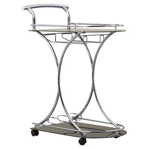 House Of Hampton Serving Cart Amp Reviews Wayfair