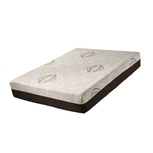 blissfulnights 11 gel memory foam and latex mattress reviews wayfair. Black Bedroom Furniture Sets. Home Design Ideas