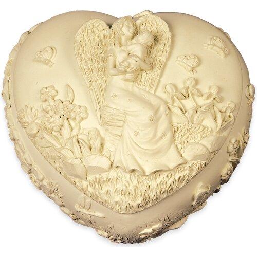 Heaven's Love Angel Jewelry Box by Angelstar