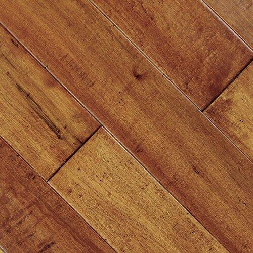Albero Valley Smokehouse 4 3 4 Quot Solid Maple Hardwood