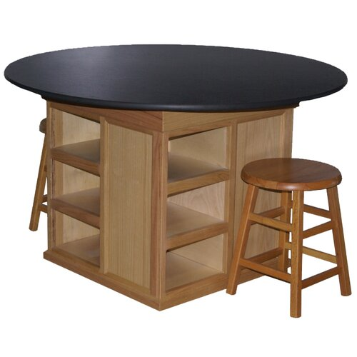 activity kids round arts and crafts table wayfair. Black Bedroom Furniture Sets. Home Design Ideas
