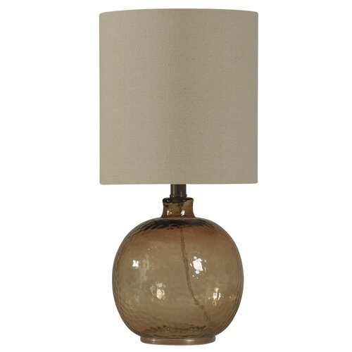 Breakwater bay bayonne 20 h table lamp with drum shade for Table lamps under 50