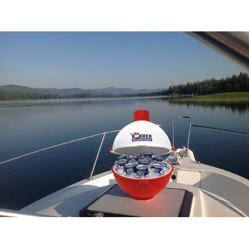 Byers 45 Qt Big Bobber Floating Cooler On Popscreen