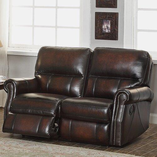 Nevada 3 Piece Leather Living Room Set Wayfair
