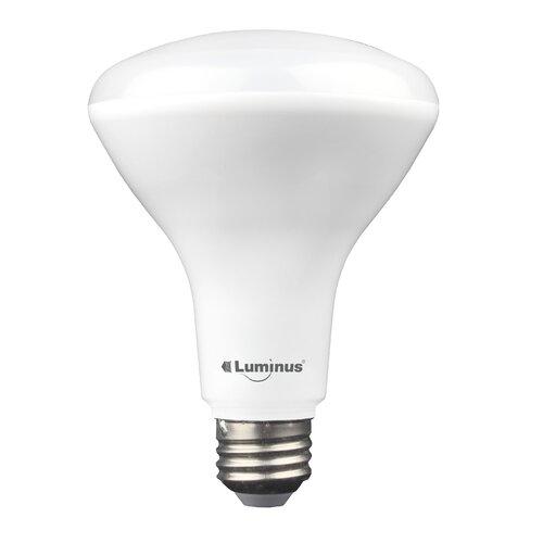 luminus 11w 5000k br30 led light bulb reviews wayfair. Black Bedroom Furniture Sets. Home Design Ideas