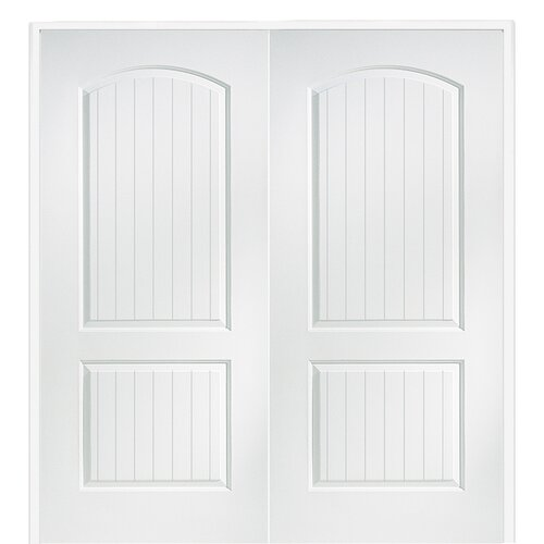 2 Panel Primed Interior Door Wayfair