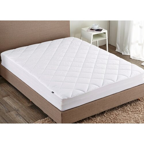 Puredown Down Alternative Mattress Pad & Reviews
