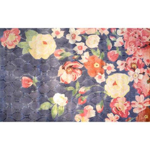 hammerfest hand tufted pink blue area rug wayfair. Black Bedroom Furniture Sets. Home Design Ideas