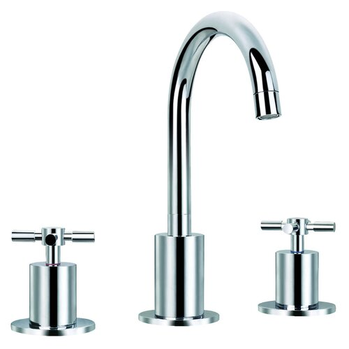 Prima Double Handle Single Hole Bathroom Faucet Wayfair
