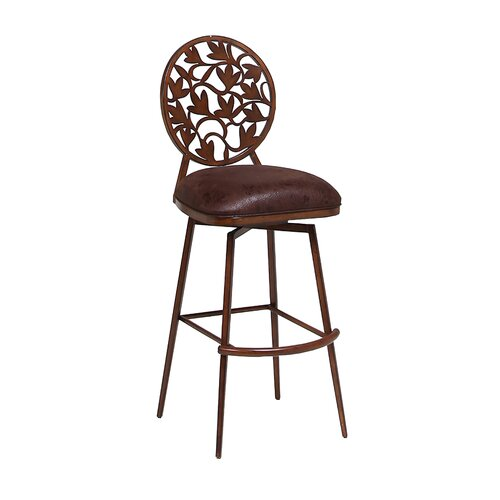 Brownsville 2725quot Swivel Bar Stool with Cushion Wayfair : Brownsville 2725 Swivel Bar Stool with Cushion from www.wayfair.com size 500 x 500 jpeg 19kB