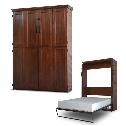 JenniferMurphyBeds Simplicity Queen Murphy Bed & Reviews ...