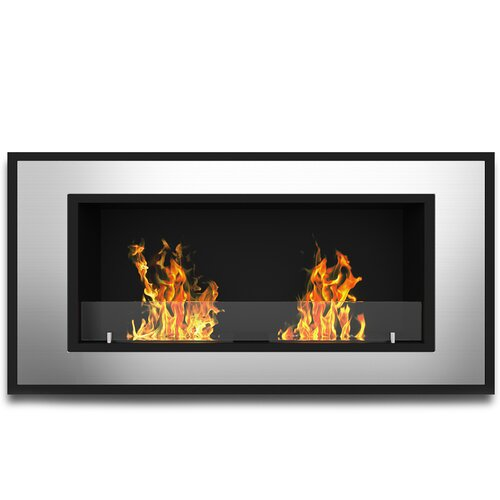 Tulsa Ventless Recessed or Wall Mounted Bio Ethanol Fuel