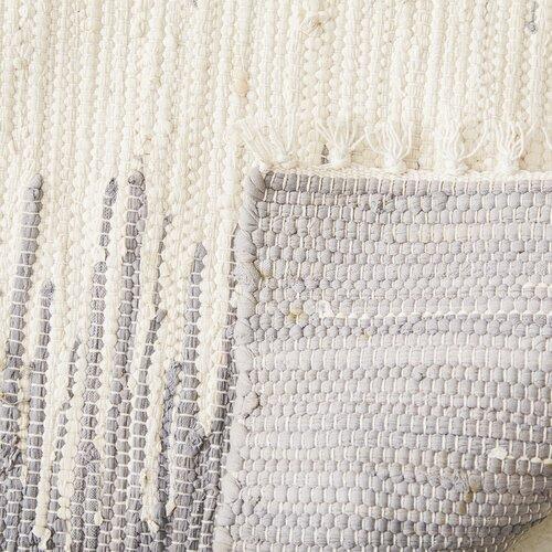Safavieh Montauk Grey Abstract Area Rug Amp Reviews Wayfair