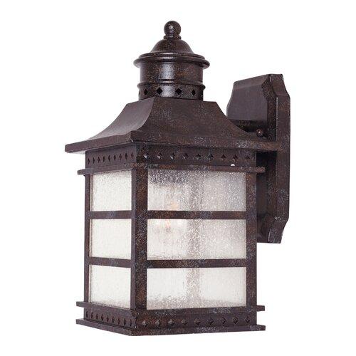 Savoy House 1 Light Wall Lantern Amp Reviews Wayfair