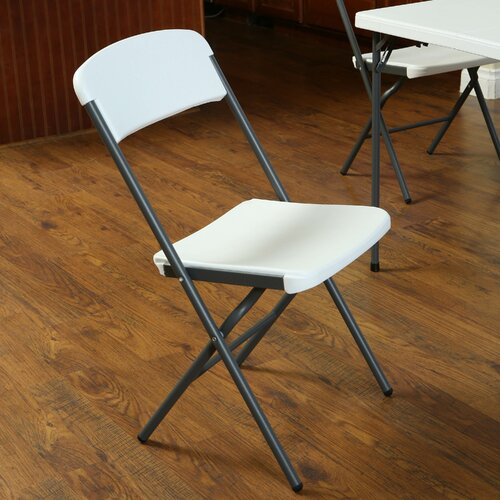 essential folding chair by lifetime