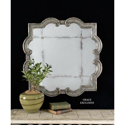Vivian Wall Mirror By Uttermost: Uttermost Prisca Wall Mirror & Reviews