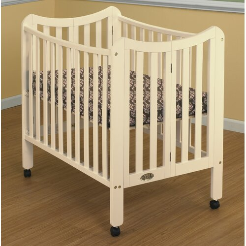 Orbelle Tian 3 Level Portable Crib With Mattress Amp Reviews