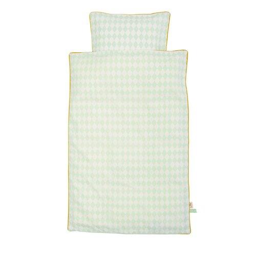 harlequin cotton duvet set wayfair. Black Bedroom Furniture Sets. Home Design Ideas