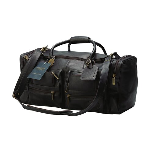 "Claire Chase XL Executive Sport 22"" Carry-On Duffel"
