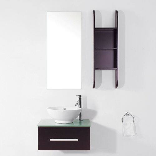 Beautiful Ultra  Faith Modern Backlit Bathroom Mirror For Sale  BFI Bathrooms