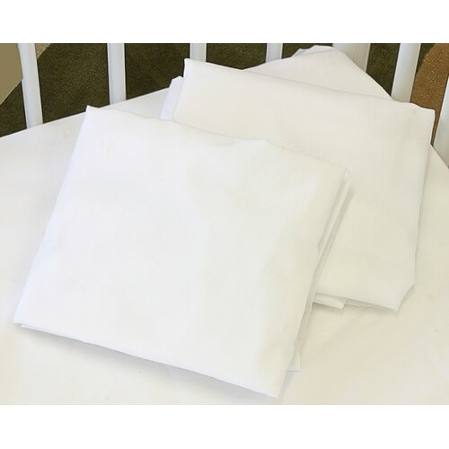 L.A. Baby Cotton Compact Knitted Sheet