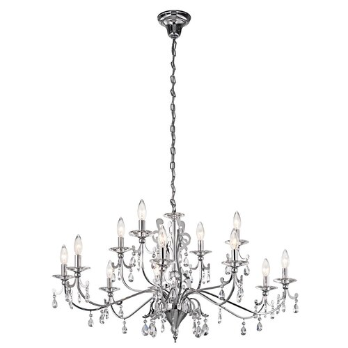 Kichler Rizzo 12 Light Chandelier
