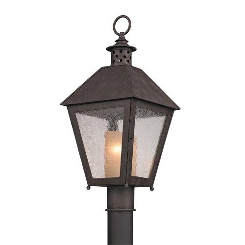 acclaim lighting belmont 3 light outdoor post light reviews. Black Bedroom Furniture Sets. Home Design Ideas