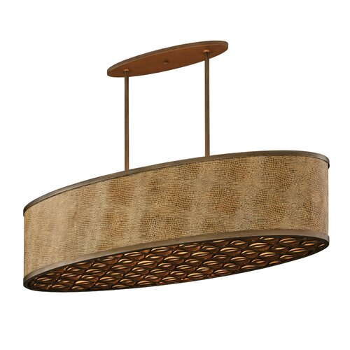Corbett Lighting Mambo 6 Light Pendant