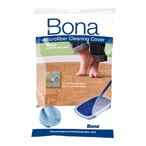 Bona Kemi Microfiber Mop Cover (Pack of 2)