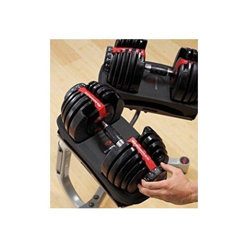Adjustable Weights Ratings: Bowflex SelectTech 552 Adjustable Dumbbells (Pair