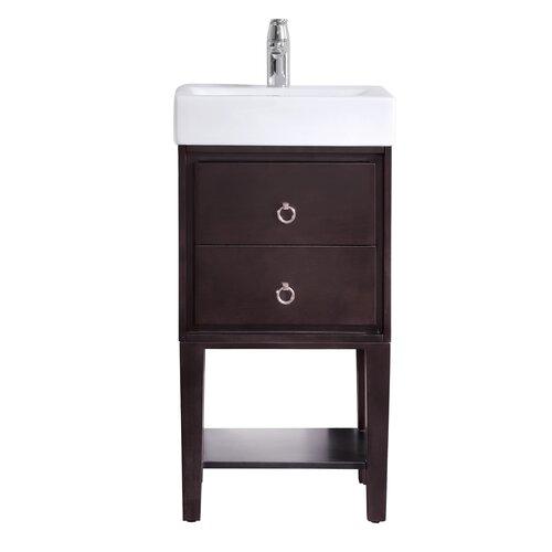 Kent 18 Single Modern Bathroom Vanity Set Wayfair