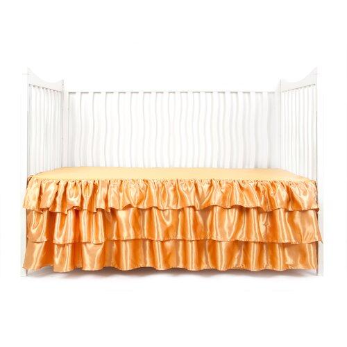 Ruffled Crib Skirt 97