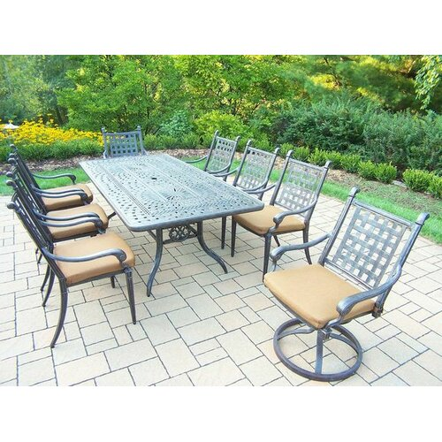 5 Piece Belmont Dining Room Collection: Belmont 9 Piece Dining Set With Cushions
