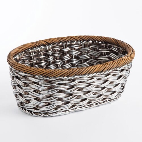 Greenwich Tall Oval Basket by Napa Home & Garden