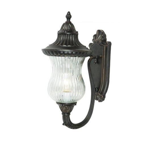 Goodyear 1 Light Outdoor Barn Light: Cocoweb Goodyear 1 Light Wall Light & Reviews