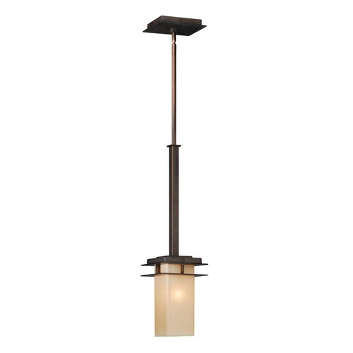 oak park 1 light mini pendant wayfair. Black Bedroom Furniture Sets. Home Design Ideas