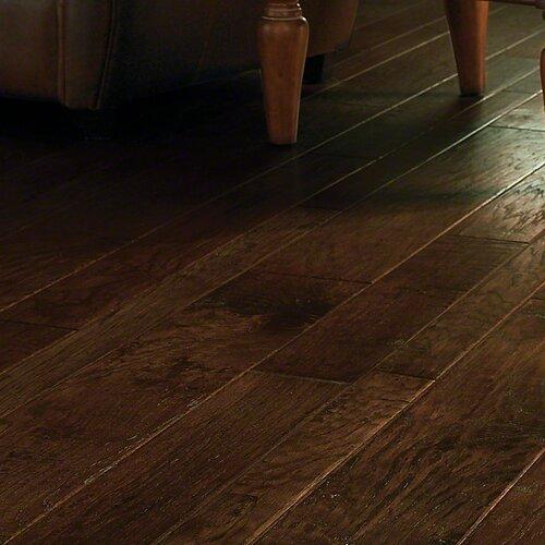 Lone star ii random width engineered hickory hardwood for Anderson hardwood floors