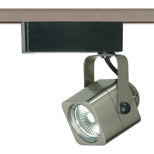 Light MR16 Square Track Head by Nuvo Lighting