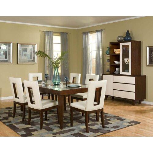 Najarian Furniture Enzo Dining Table Amp Reviews Wayfair
