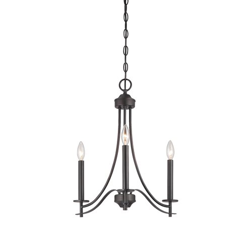 Designers fountain cassina 3 light mini chandelier for Cassina lighting