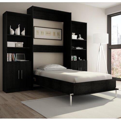 Stellar Home Twin Murphy Bed & Reviews | Wayfair