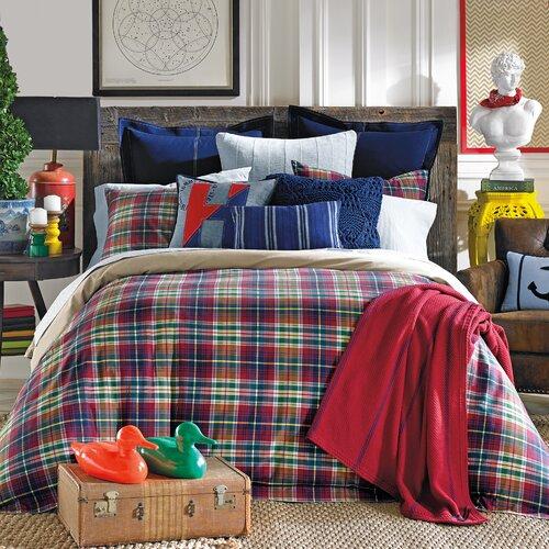 Tommy Hilfiger Middlebury Plaid Comforter Set Amp Reviews