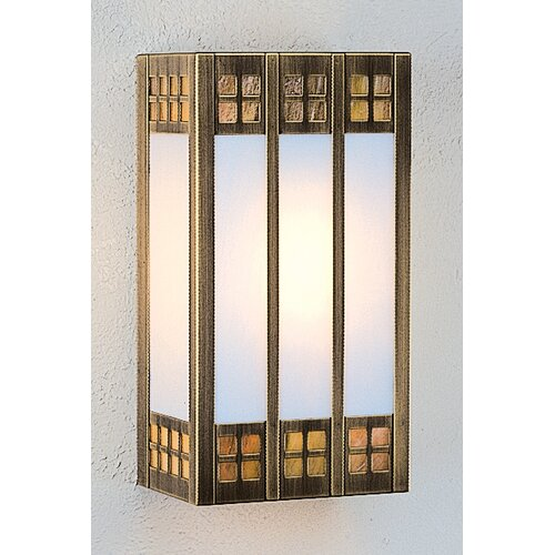Commercial Lighting Glasgow: Glasgow ADA 1 Light Wall Sconce
