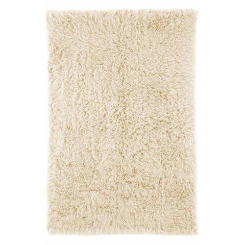 Flokati Plush Natural Area Rug
