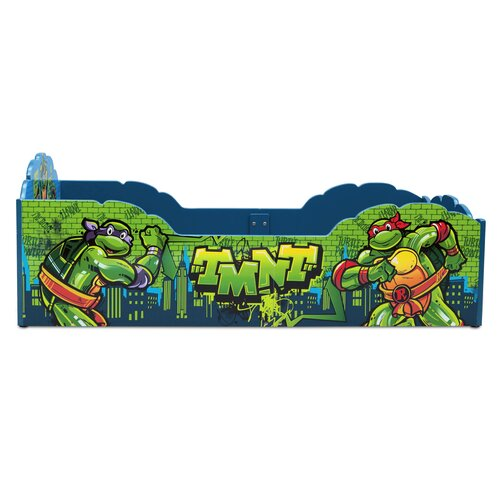 Delta Children Teenage Mutant Ninja Turtles Convertible