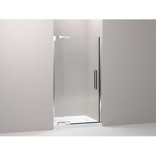 Lattis 76 Quot X 42 Quot Pivot Shower Door Wayfair