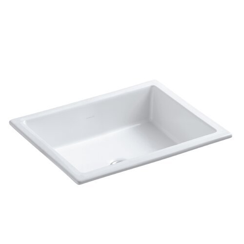 Kohler Bar Sink : Kohler Kathryn Under-Mount Bar Sink