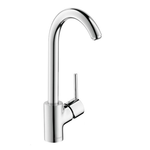 hansgrohe talis s single handle deck mounted kitchen