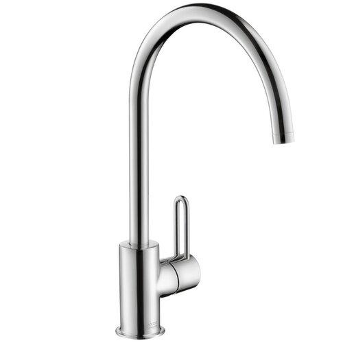 axor uno single handle faucet wayfair. Black Bedroom Furniture Sets. Home Design Ideas