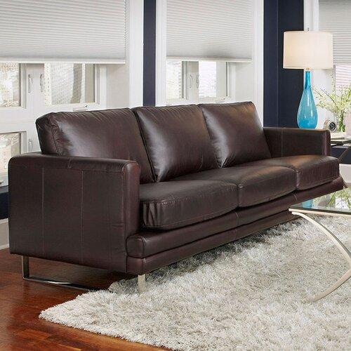 Leather Sofas Reviews: Lazzaro Leather Leather Sofa & Reviews